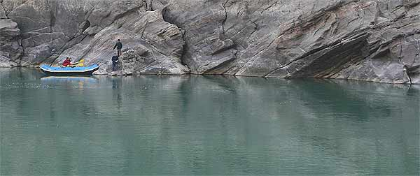 Book your India fishing trips with Otter Reserves